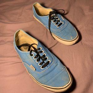 ⚡️2/$30⚡️ Blue Vans